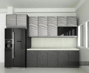 Harga kitchen set per meter di bsd kitchen set jakarta for Harga kitchen set aluminium per meter