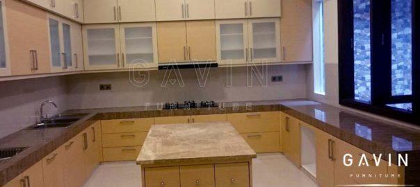 Design kitchen set di kebayoran kitchen set jakarta Kitchen set di jakarta design center