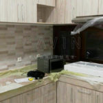 contoh-kitchen-set-minimalis-finishing-hpl-serat-kayu