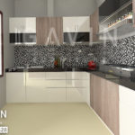 design lemari kitchen set