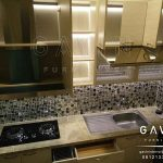 lemari dapur minimalis modern by gavin