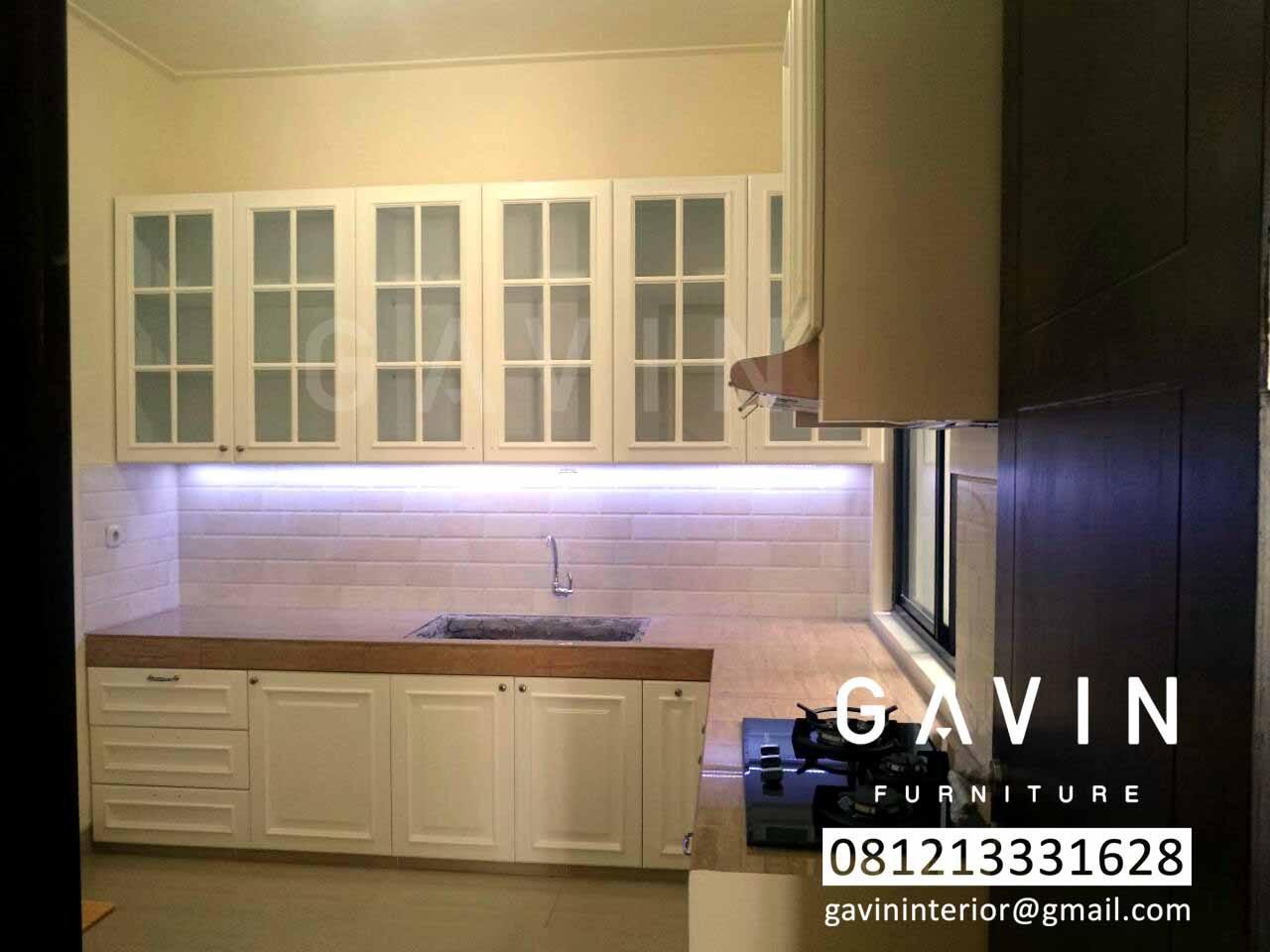 Model Kitchen Set Klasik By Gavin Kitchen Set Jakarta
