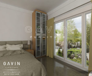 Q2328 contoh desain headboard by gavin furniture