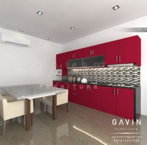 Q2354 kitchen finishing duco semi glossy by gavin