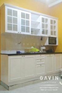 Q2503 kitchen set klasik finishing duco semi glossy