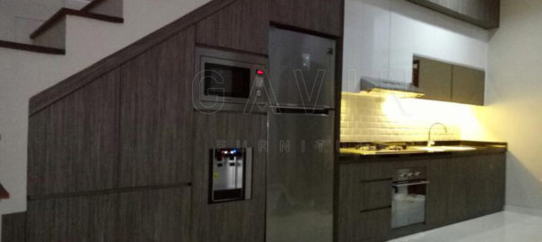 jual kitchen set minimalis murah