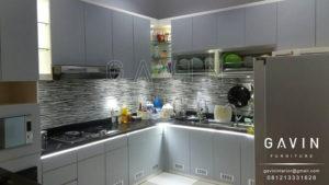 bagian - bagian kitchen set