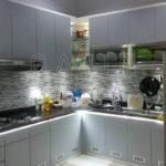 jasa pembuatan kitchen set minimalis modern 2017