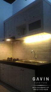 pembuatan kitchen set klasik letter i Q2631