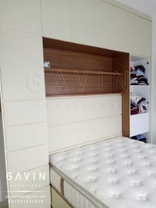 headboard dan dipan finishing hpl di cakung by gavin Q2579