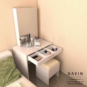 Design Meja Rias Minimalis by Gavin