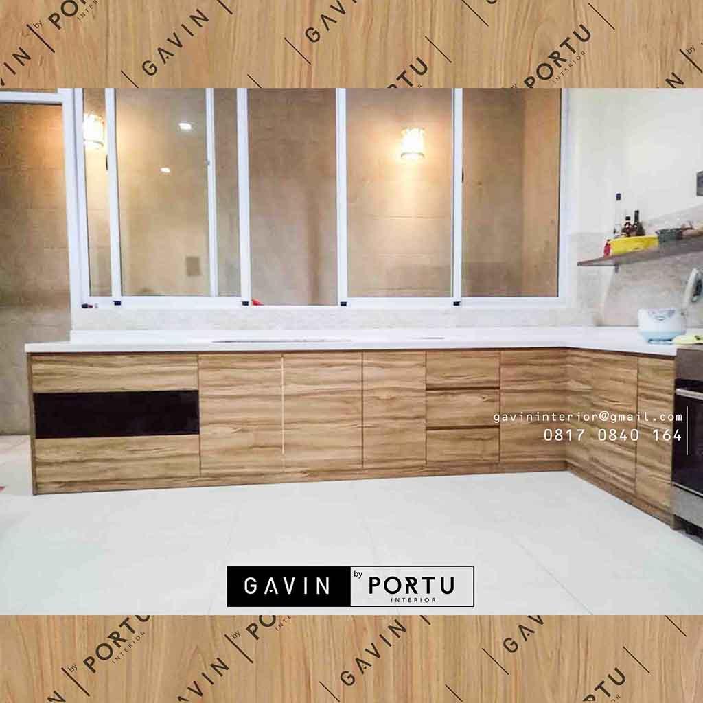 Kabinet Dapur Kitchen Set Jakarta