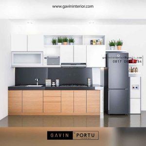 gambar design lemari dapur minimalis modern by gavin id3488