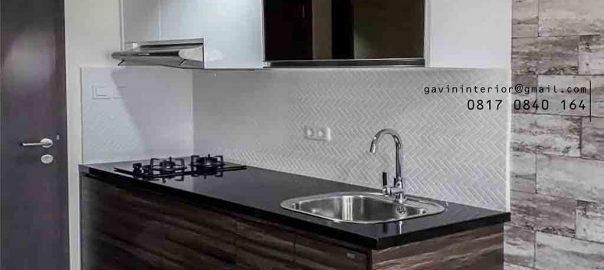 design kitchen set minimalis modern bentuk i produksi Gavin by Portu id3651