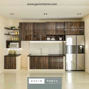 design kitchen set dapur minimalis modern 2020 id4162
