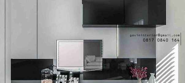 gambar backdrop tv design minimalis modern