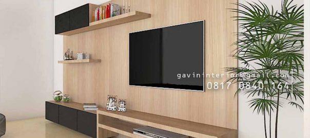 Desain Backdrop TV Mewah & Modern Idaman Keluarga