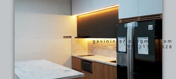 Memaksimalkan Ruang Dapur Dengan Kitchen Set Minimalis Modern