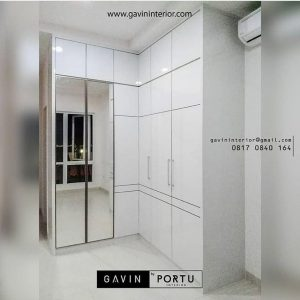 100+ Gallery Lemari Pakaian Warna Putih Paling Favorit ID3708