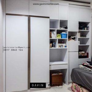 desain lemari pakaian rumah minimalis