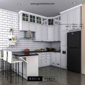 40+ Portofolio Kitchen Set Warna Putih Untuk Dapur Bersih Id2264