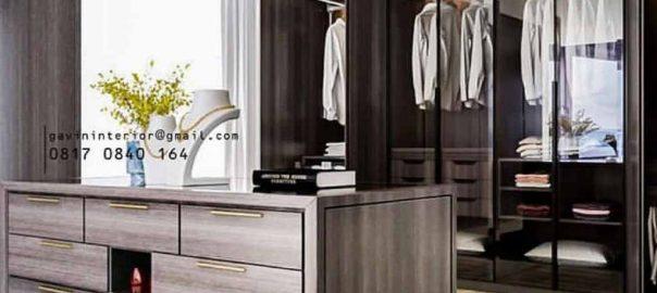 10+ Ide Desain Walk In Closet Custom Terbaru